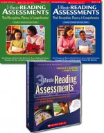 3-Minute Reading Assessments: A Professional Development DVD and Study Guide