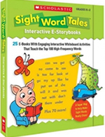 Sight Word tales Interactive EStoryBooks