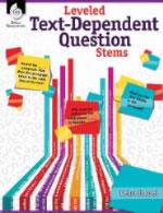 Leveled Text Dependent Question Stems: Language Arts