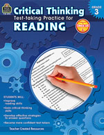 Critical Thinking: Test-Taking Practice