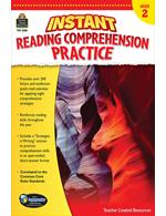 Instant Reading Comprehension Practice