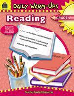 Daily Warm-Ups: Reading Grade 1