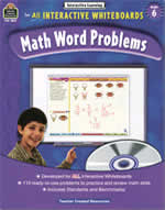 Interactive Math Word Problems