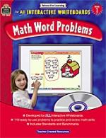 Math Word Problems Gr 1
