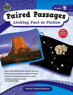 Paired Passages: Linking Fact to Fiction