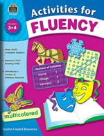Activities for Fluency