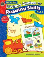 Literacy Centers for Reading Skills