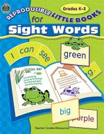 Sight Words: Reproducible Little Books for Sight Words