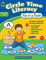 Circle Time Literacy: Fun in a Flash