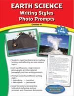 Earth Science Writing Styles Photo Prompts Grade 4