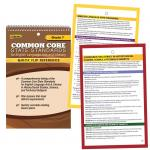 Quick Flip Reference for Common Core State Standards