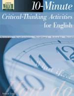 10-Minute Critical Thinking Activities for English Classes