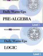 Daily Warm-Ups Math