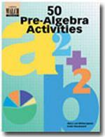 50 Pre-Algebra Activities