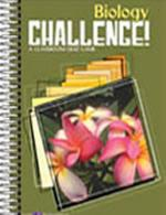 Biology Challenge; A Classroom Quiz Game