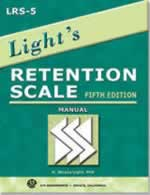 LRS-5 Light's Retention Scale 5th Edition