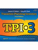 TPI-3 Transition Planning Inventory Third Edition