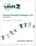 UNIT2: Universal Nonverbal Intelligence Test Second Edition