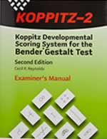 KOPPITZ-2: Koppitz Developmental Scoring System for the Bender Gestalt Test-Second Edition