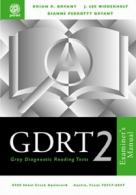GDRT-2: Gray Diagnostic Reading Tests-Second Edition