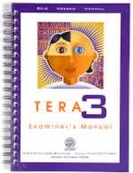 TERA-3: Test of Early Reading Ability-Third Edition