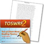 TOSWRF-2: Test of Silent Word Reading Fluency-Second Edition