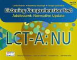 LCT-A: NU Listening Comprehension Test-Adolescent: Normative Update