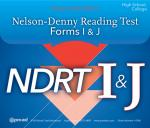 NDRT: Nelson-Denny Reading Test Forms I and J