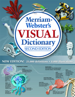 Merriam Webster's Hardcover Visual Dictionary Second Edition