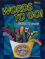 Words to Go!
