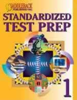 Standardized Test Preparation Binders 1