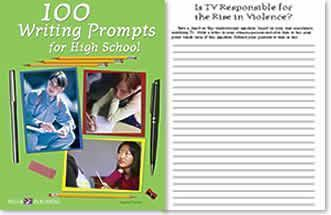 100 writing prompts for high school. Black Bedroom Furniture Sets. Home Design Ideas