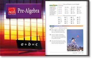 Pre-Algebra TextBook