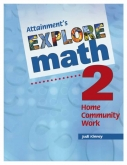 Explore Math Student Book 2