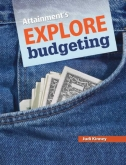Explore Budgeting Student Book