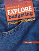 Explore Budgeting Teacher Guide