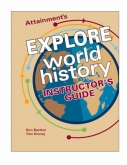 Explore World History Instructor's Guide
