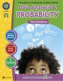 Math Task Data Analysis & Probability Gr 3-5
