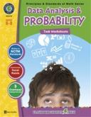 Math Task Data Analysis & Probability Gr 6-8