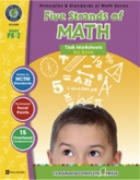 Math Task Series Combined (5 titles) Gr Pk-2