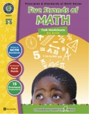 Math Task Series Combined (5 titles) Gr 3-5