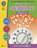 Math Drill Number & Operations Drill Pk-2