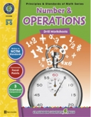 Math Drill Number & Operations Drill 3-5