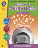 Math Drill Number & Operations Drill 6-8