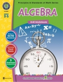 Math Drill Algebra Drill 3-5