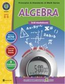 Math Drill Algebra Drill 6-8