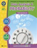Math Drill Data Analysis & Probability Drill Pk-2