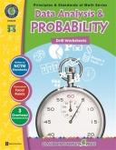 Math Drill Data Analysis & Probability Drill 3-5