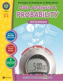 Math Drill Data Analysis & Probability Drill 6-8