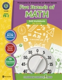 Math Drill Series Combined (5 titles) Pk-2
